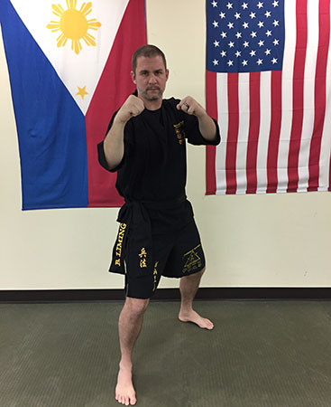 Black Belt - William Liming